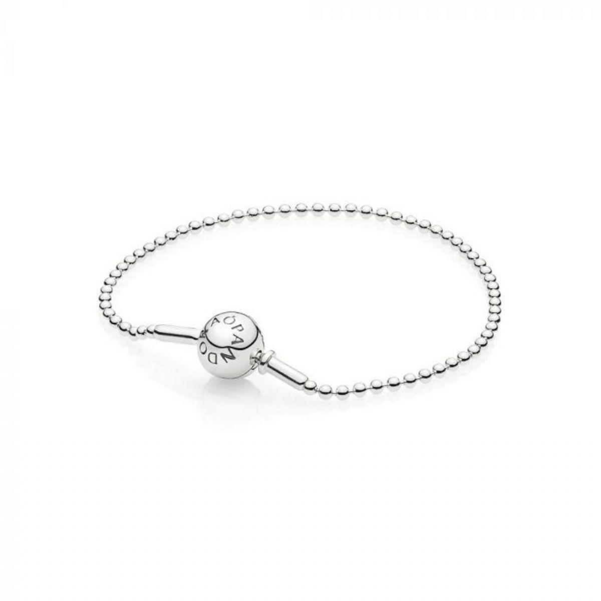 ... Stříbrný náramek Pandora - Essence korálkový 1 2 ... fcd2a449b07