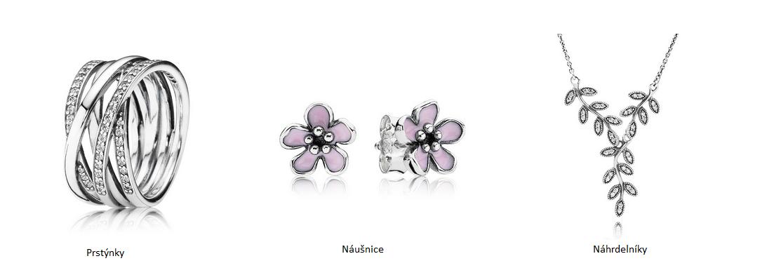 Pandora Essence je nový koncept náramků a korálků. Upozorňujeme 69e0960f252