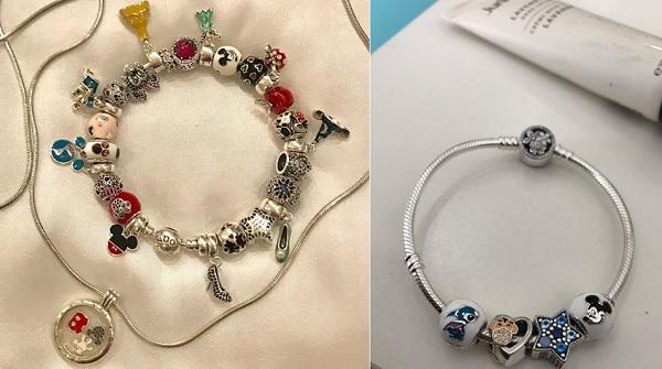 Pandora Disney kolekce
